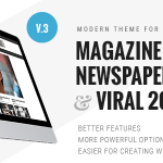 PRESSO v3.0.2 – Modern Magazine / Newspaper / Viral Theme Nulled Free
