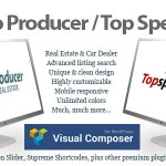 Top Producer Real Estate and Top Speed Car Dealer v1.3.6 Nulled Free