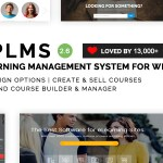 WPLMS v2.6.1 – Learning Management System Nulled Free