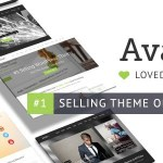 Avada v5.1.4 | Responsive Multi-Purpose Theme Nulled
