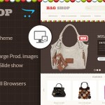 Bag Shop – OpenCart Responsive Theme | Themeforest