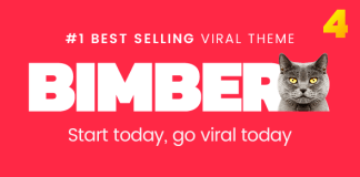 Bimber v4.2.1 - Viral Magazine WordPress Theme | Themeforest