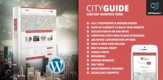 City Guide v3.3 - Listing Directory WordPress Theme | Themeforest