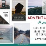 Blog Media Pack Adventure Awaits CreativeMarket 1173804