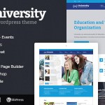 University v2.0.19 – Education, Event and Course Theme Nulled Free