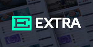 Extra v2.0.37 – Premium WordPress Theme Free