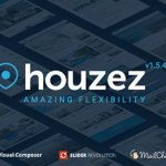 Houzez v1.5.4.2 – Real Estate WordPress Theme Nulled