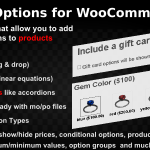 Product Options for WooCommerce v4.118 Nulled Free