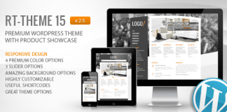 RT-Theme 15 v2.5.5 Premium Wordpress Theme | Themeforest