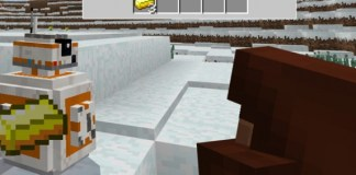 Star Wars Add-on: MINECRAFT PE MOD