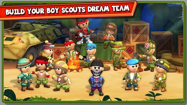 The Troopers v0.6.0 APK Android Free