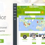 Woffice v2.3.6 – Intranet/Extranet WordPress Theme Nulled Free