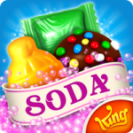 Candy Crush Soda Saga v1.87.11 APK (MOD, Lives/Unlocked) Android Free