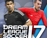 Dream League Soccer 2017 v4.04 APK Android + MOD Hacked unlimited money