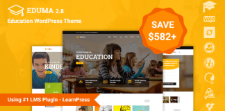 Education WP v3.0.4 - Education WordPress Theme | Themeforest