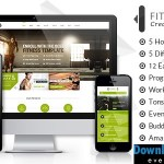 Fitness Zone v2.7   Gym & Fitness Theme, perfect fit for fitness centers and Gyms