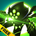 League of Stickman: Warriors v3.3.1 APK + MOD Hacked Free Shopping