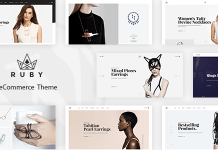 Ruby v1.0 - Jewelry Store Responsive Prestashop Theme | Themeforest