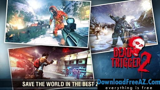 Dead trigger 2 zombie shooter v131 apk mod ammodamage android download dead trigger 2 zombie shooter v131 apk mod ammo malvernweather Choice Image