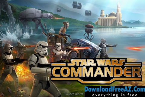Star Wars™: Commander v4.10.0.9697 APK (MOD, Damage/Health) Android Free
