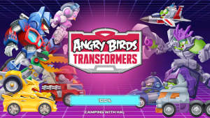 Angry Birds Transformers v1.28.2 APK (MOD, Crystal/Unlocked) Android Free
