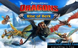 Dragons: Rise of Berk v1.28.10 APK (MOD, unlimited runes) Android Free
