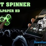 Fidget spinner wallpaper HD v1.3 APK