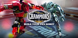 Download Real Steel Boxing Champions v1.0.371 APK (MOD, unlimited money) Android
