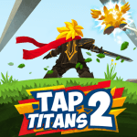 Tap Titans 2 v1.6.1 APK (MOD, unlimited money) Android Free
