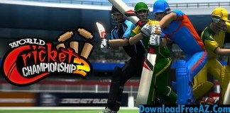 Download World Cricket Championship 2 v2.5.5 APK (MOD, Coins/Unlocked) Android Free