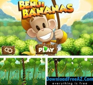 Download Benji Bananas v1.35 APK + MOD (Unlimited Bananas) Android Free