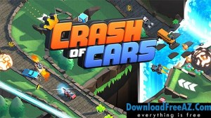 Download Crash of Cars v1.1.40 APK MOD (Coins/Gems) Android Free