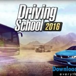 Driving School 2016 v1.8.1 APK MOD (Unlimited money) Android Free