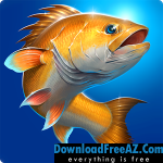 Fishing Hook v1.5.6 APK (MOD, unlimited money) Android Free