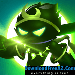 League of Stickman 2017 v4.0.2 APK (MOD, Free Shopping) Android Free
