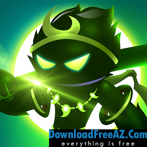 Download League of Stickman 2017 v4.0.2 APK (MOD, Free Shopping) Android Free