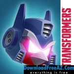 Angry Birds Transformers v1.32.5 APK MOD (Crystal/Unlocked) Android Free