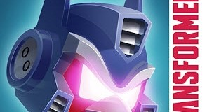 Angry Birds Transformers APK MOD + Data Android Free