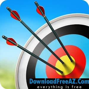 Archery King APK MOD + Data Android Free | DownloadFreeAZ.Com