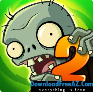 Plants vs. Zombies 2 APK MOD + Data Android Free | DownloadFreeAZ