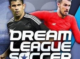 Download Dream League Soccer 2017 APK MOD Hacked + OBB Data Free