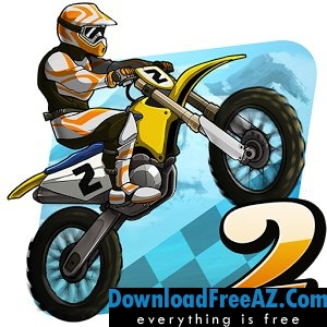 Mad Skills Motocross 2 APK MOD Android | DownloadFreeAZ.Com