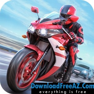 Racing Fever: Moto v1.1.3 APK MOD (Unlimited Money) Android Free