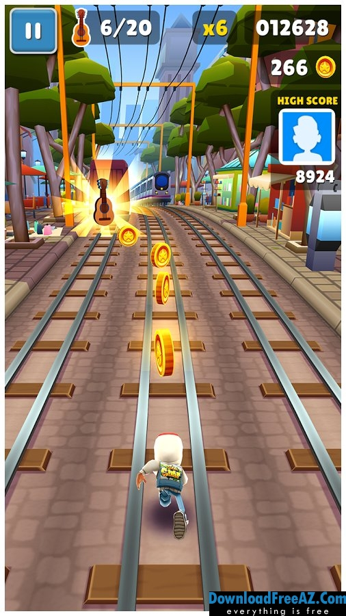 Subway Surfers v1.79.1 APK MOD (Unlimited Coins/Key) Android Free