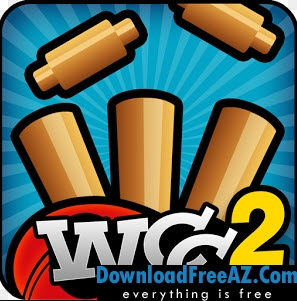 World Cricket Championship 2 APK MOD + OBB Data Android Free