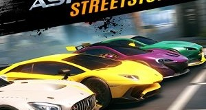 Asphalt Street Storm Racing APK MOD + Data for Android Free