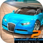 Extreme Car Driving Simulator 2 APK v1.0.3 MOD (Unlimited Money) Android Free