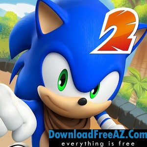 Sonic Dash 2: Sonic Boom APK MOD Android | DownloadFreeAZ