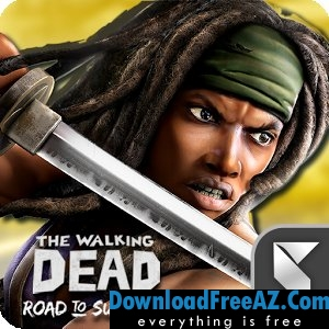 Download The Walking Dead: Road to Survival APK MOD Android Free