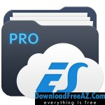 ES File Explorer Manager PRO APK Patched v1.1.2 MOD Android free download